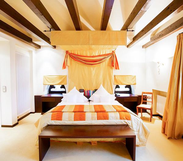 Castle Hotel Tower Suite
