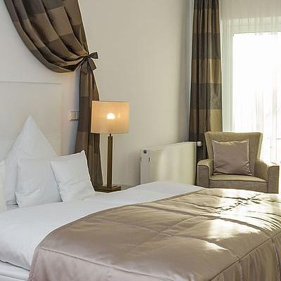 Burghotel Zimmer